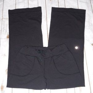 LULULEMON Be Still Luon Relaxed Fit Wide Leg Pants